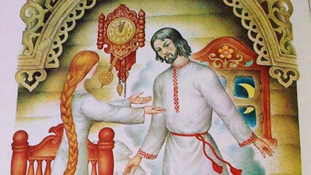 Финист ясный сокол русская народная сказка | сказки стихи рассказы.